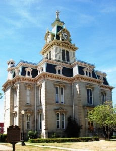 Davis County Courthouse, Bloomfield, Iowa