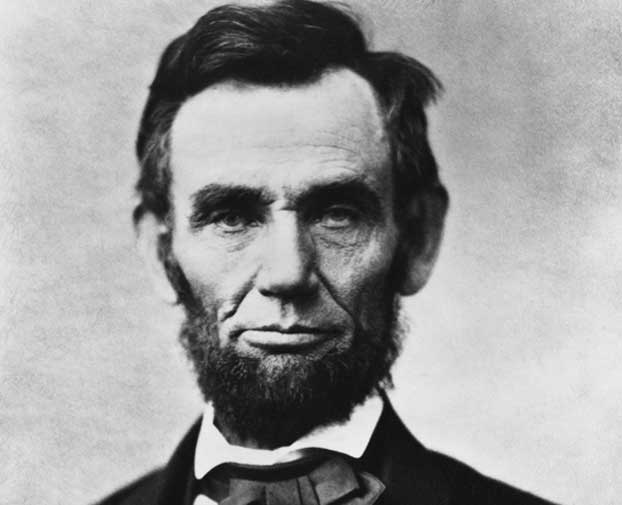 Abraham Lincoln, 16th President of the United States, 1861 - 1865
